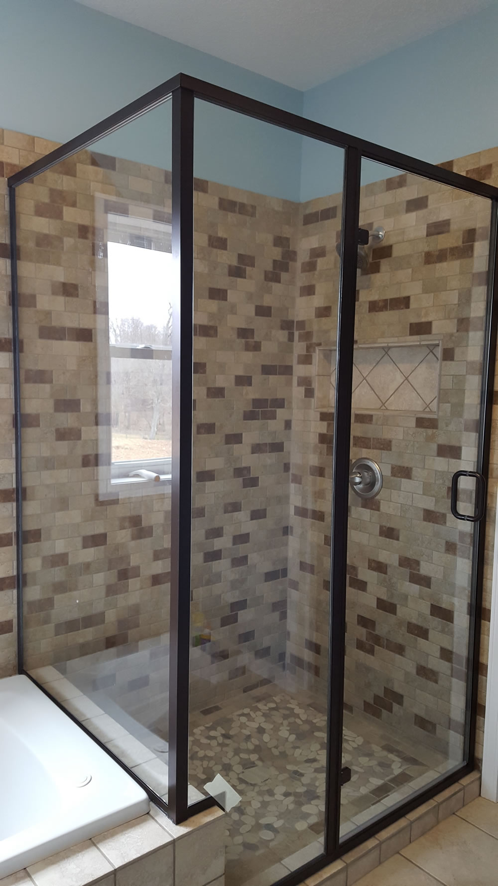 ... shower-00005. Richardson Glass Service & Shower Doors - Richardson Glass Service