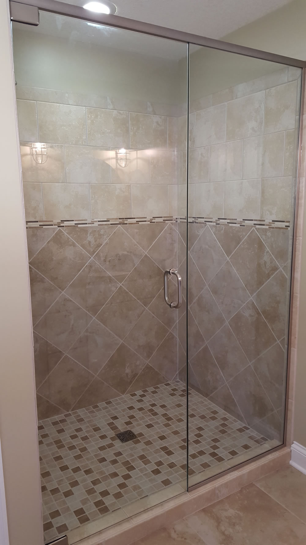 Shower Doors Richardson Glass Service
